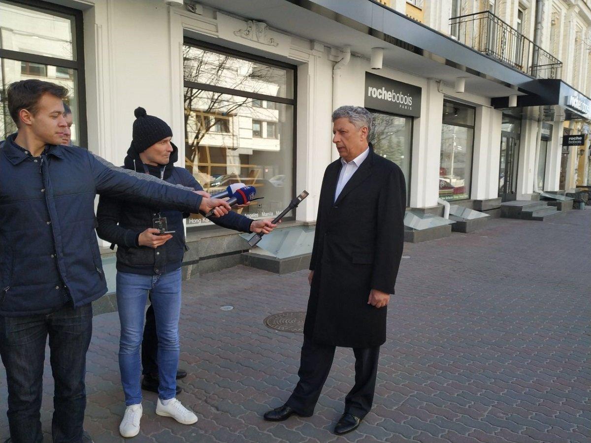 Юрий Бойко: На встрече в Москве мы отстаивали интересы Украины и её граждан, фото-1