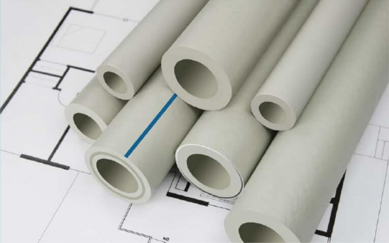 Пластиковые трубы для отопления и водоснабжения, фото-1