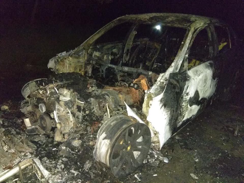 На Сумщині активісту  підпалили авто, фото-2
