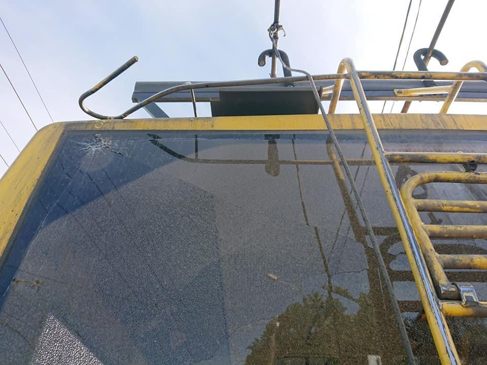 У Сумах вантажівка зіткнулася із тролейбусом, фото-7