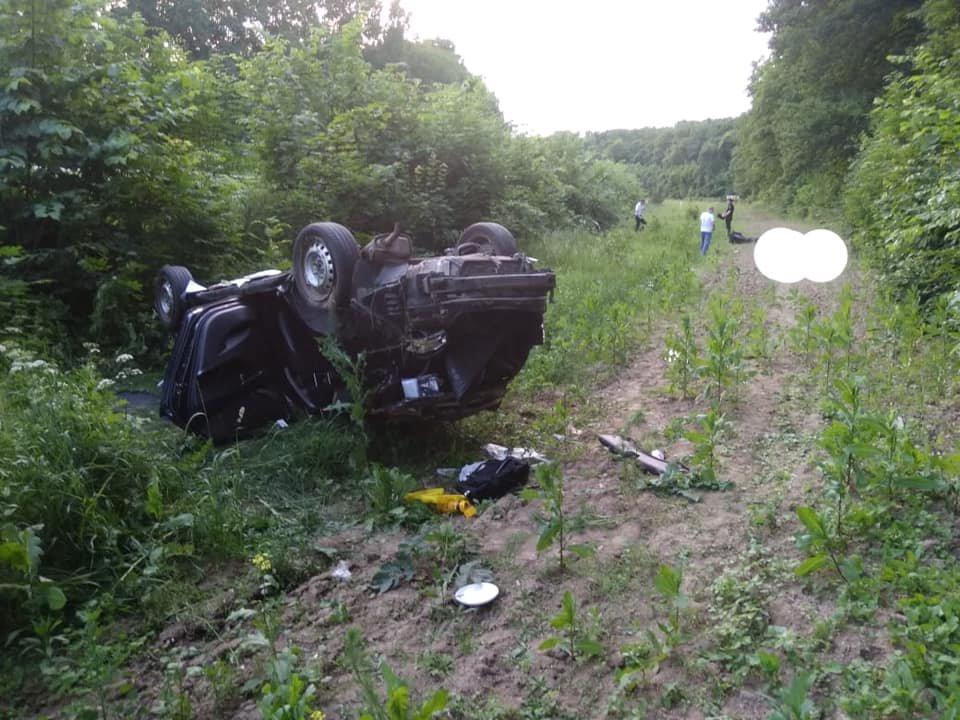 На Сумщині у ДТП загинув чиновник облради та його водій, фото-1