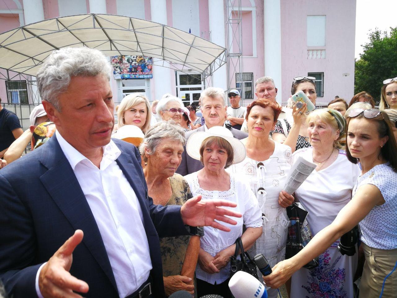 Юрий Бойко: Мы сделаем все, чтобы люди больше не слышали грохота снарядов и в Украину пришел мир, фото-1