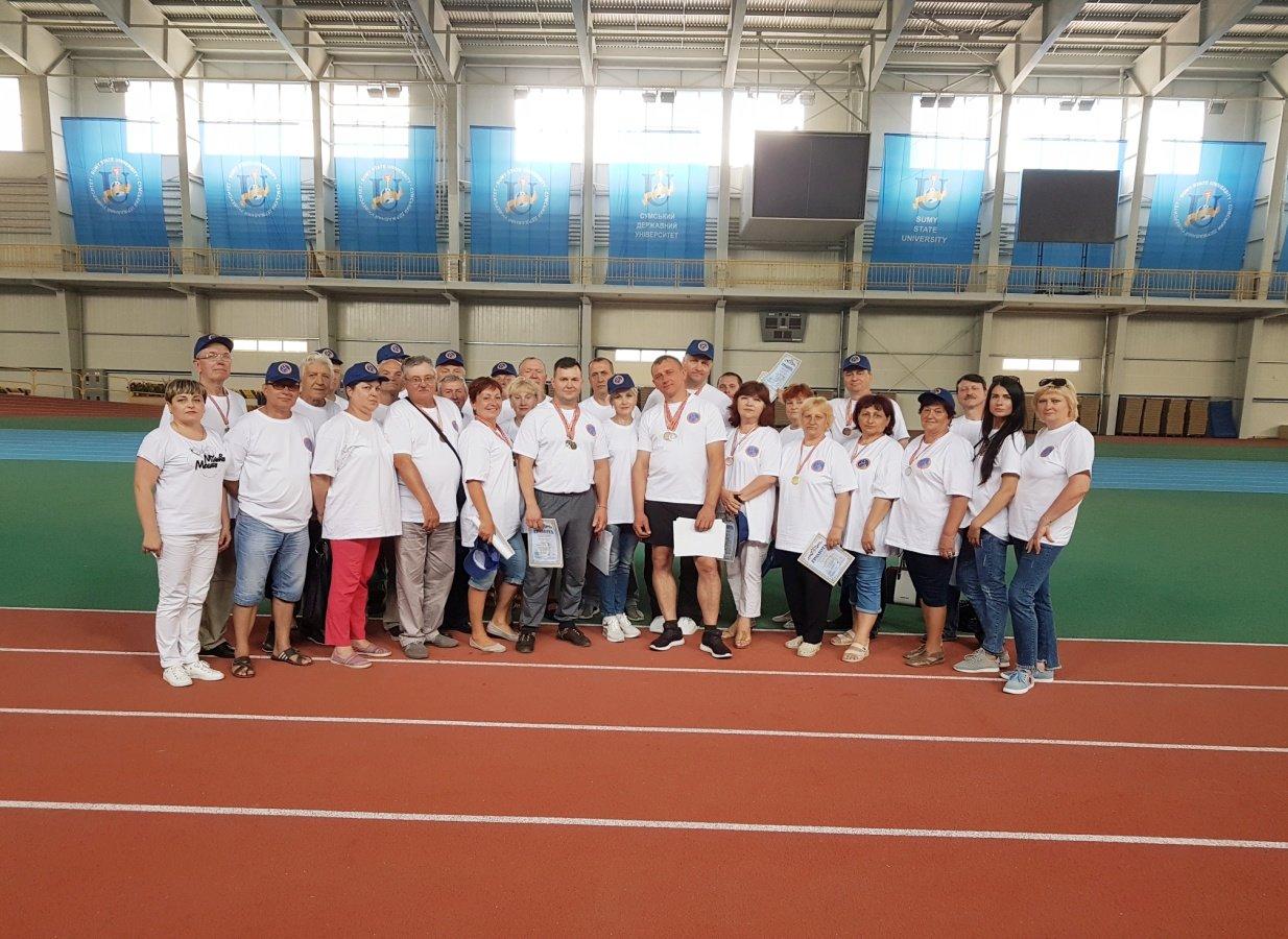 У Сумах відбулись регіональні змагання серед інвалідів праці, фото-3