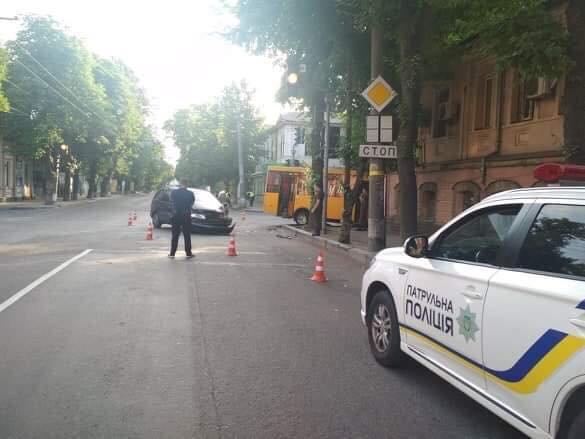 ДТП у центрі Сум: маршрутка зіткнулася із легковиком, фото-4
