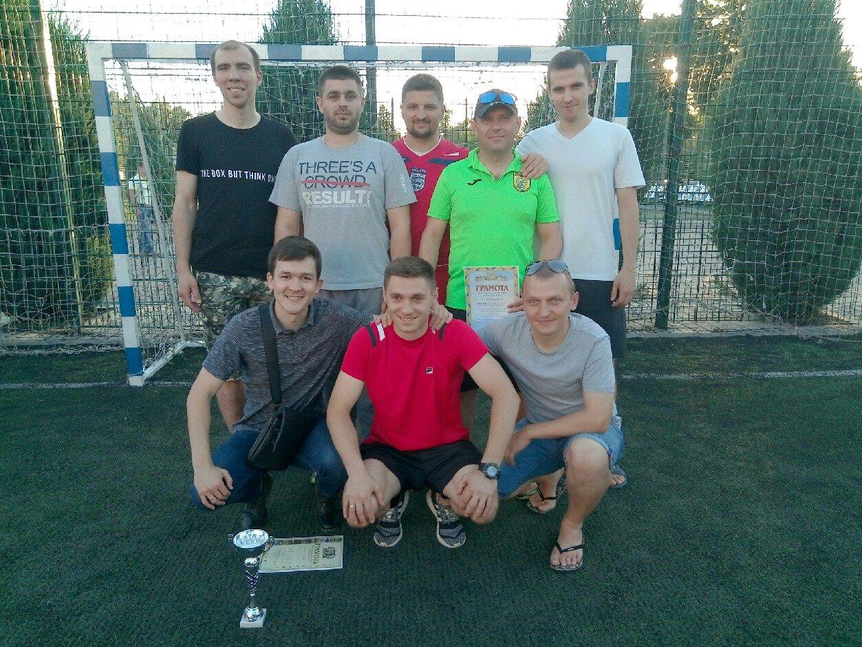 У Сумах відбулись змагання з мініфутболу серед команд підприємств та організацій, фото-6