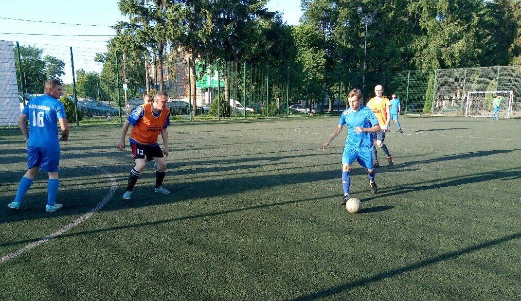 У Сумах відбулись змагання з мініфутболу серед команд підприємств та організацій, фото-1