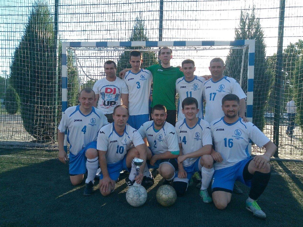 У Сумах відбулись змагання з мініфутболу серед команд підприємств та організацій, фото-3