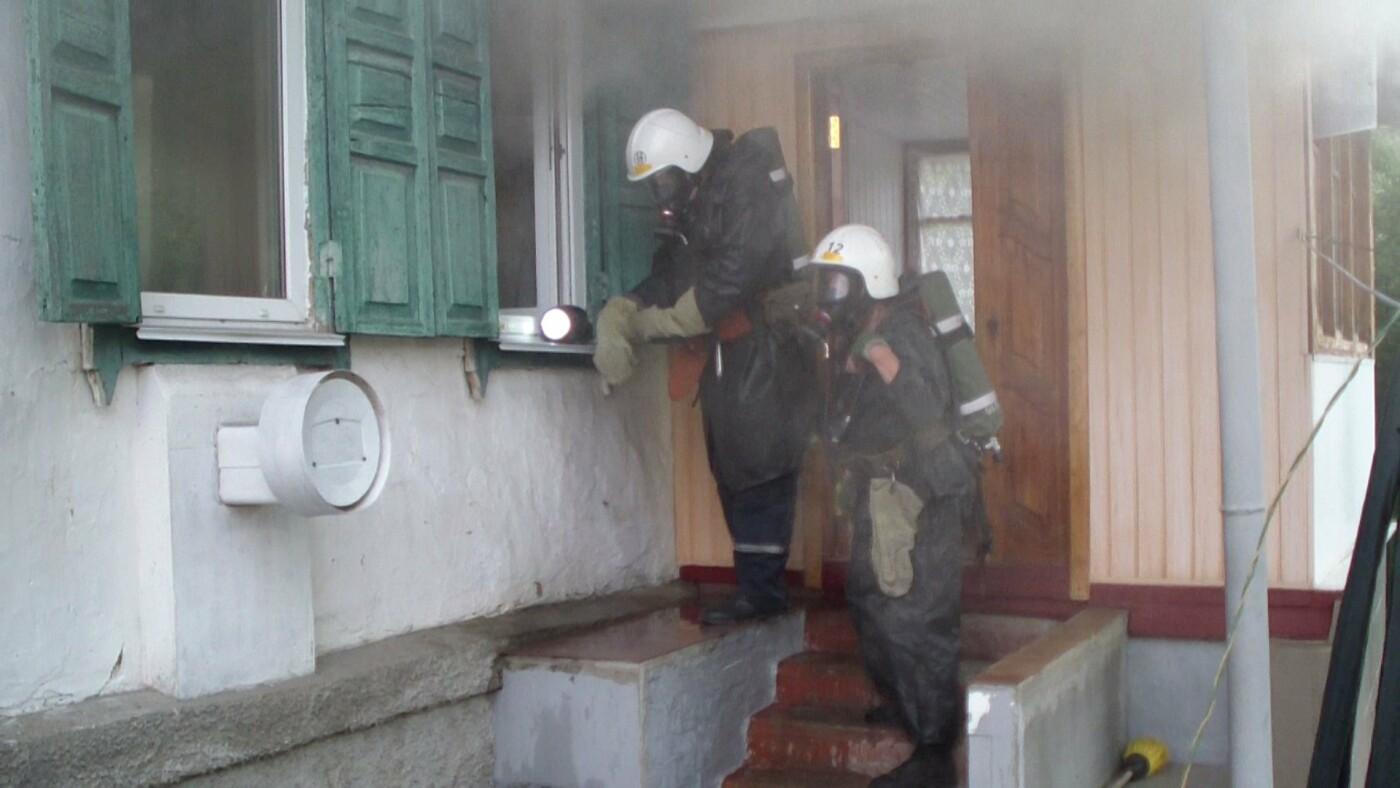 На Сумщині у пожежі загинув чоловік, фото-1