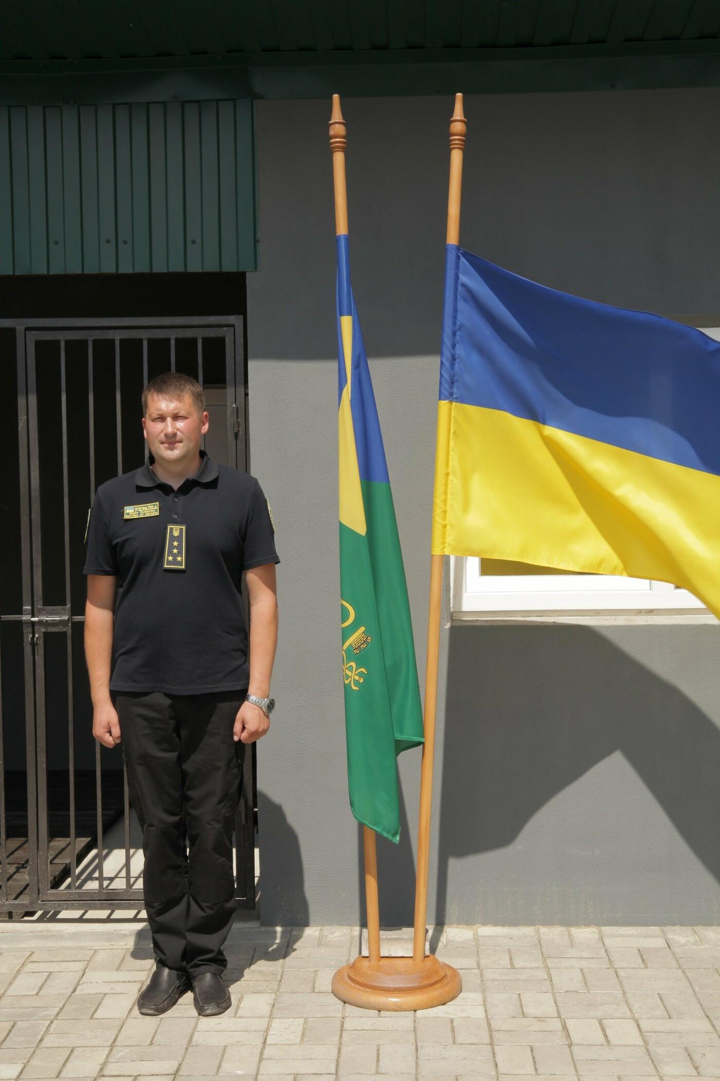 На Сумщині було відкрито новий кінологічний центр ДФС у північно-східному регіоні України, створений на базі Сумської митниці ДФС, фото-3