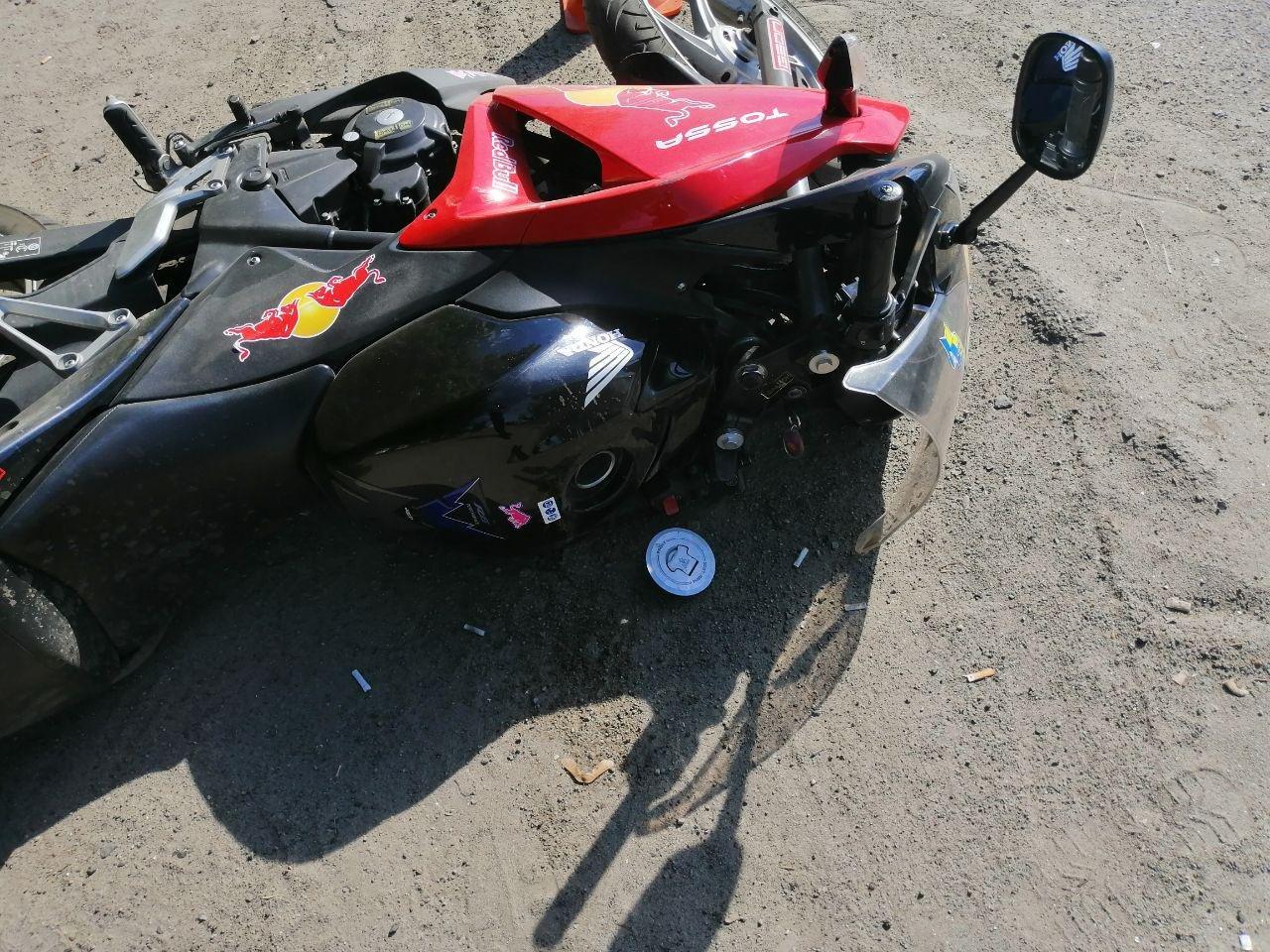 ДТП у Сумах: постраждав мотоцикліст, фото-1