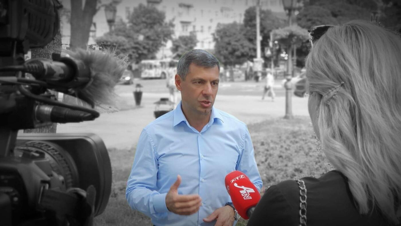 Юрій Чмирь: «На прохання сумчан пішов на вибори!», фото-1
