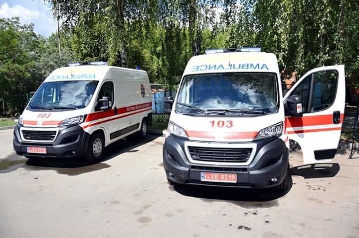 Сумщина отримала два сучасні автомобілі для екстреної медичної допомоги, фото-1