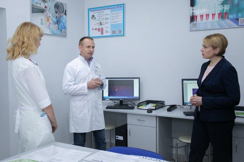 Міністр освіти і науки України високо оцінила Сумський НАУ, фото-3