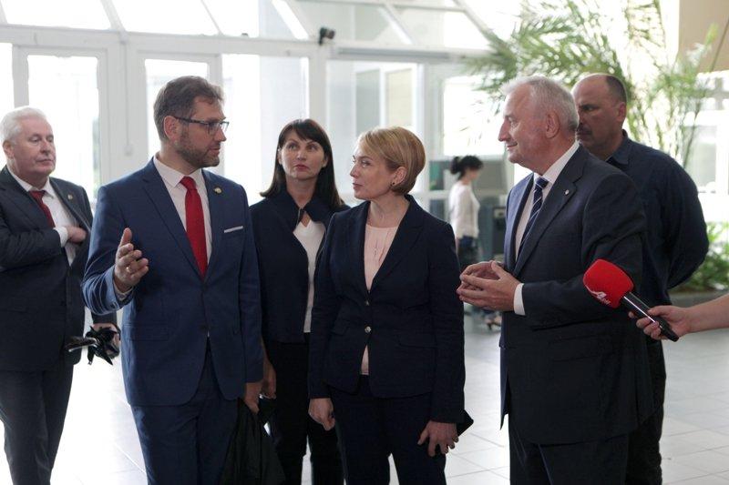Міністр освіти і науки України високо оцінила Сумський НАУ, фото-4