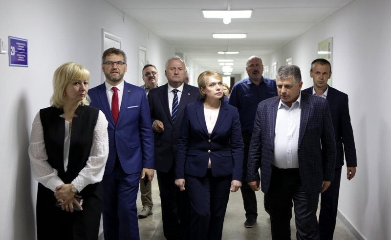 Міністр освіти і науки України високо оцінила Сумський НАУ, фото-5
