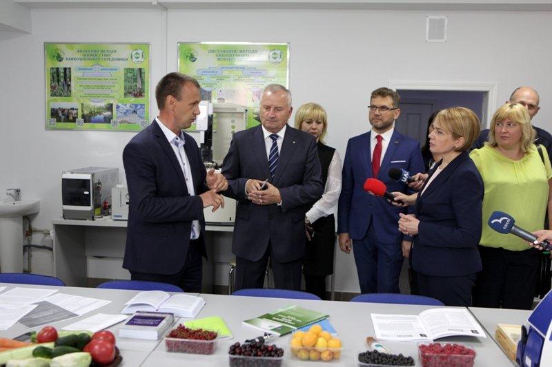 Міністр освіти і науки України високо оцінила Сумський НАУ, фото-7