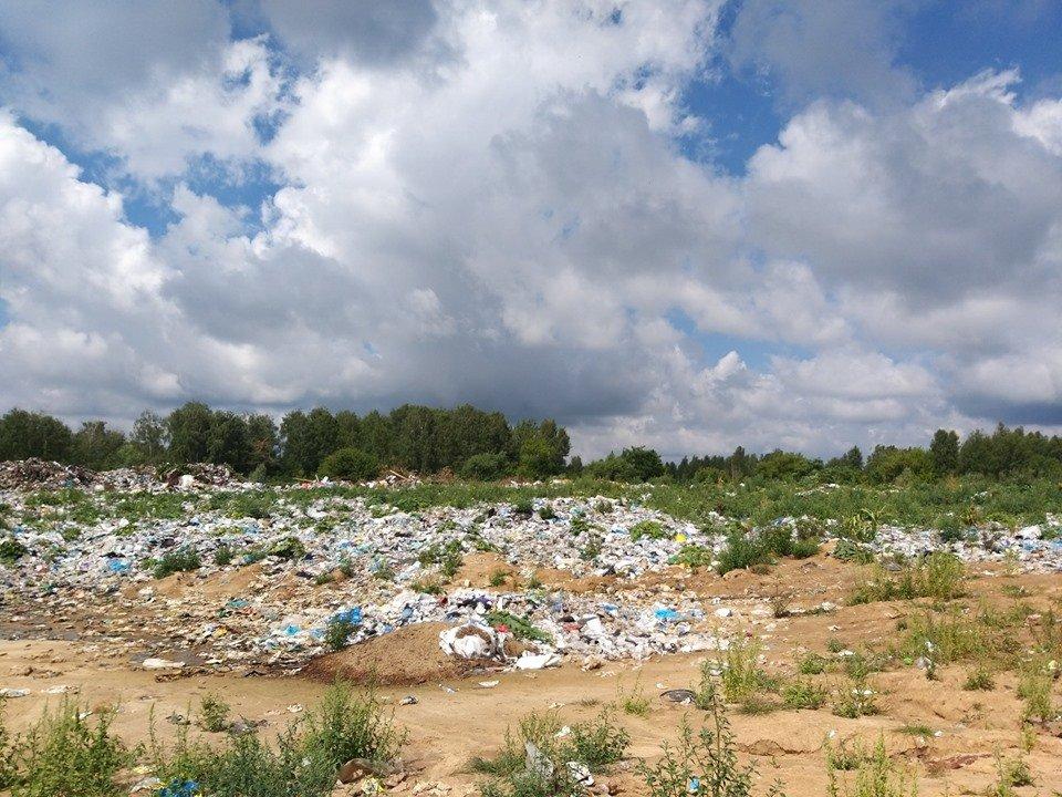 Сумські екологи провели планову перевірку полігону, фото-1