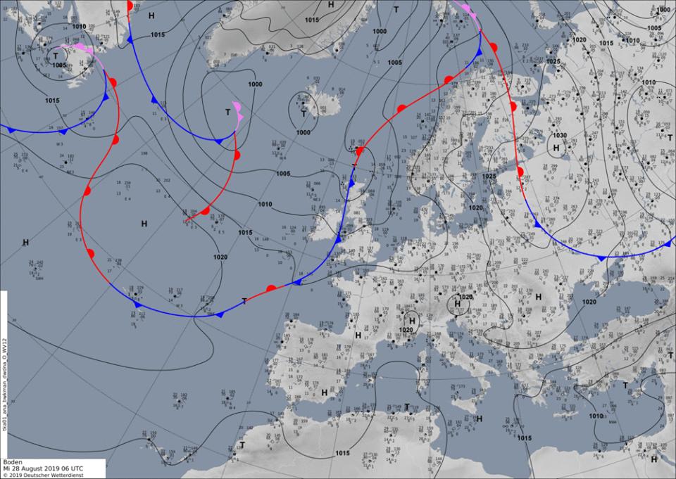 Сумські синоптики розповіли, якою буде погода в останні дні літа, фото-1