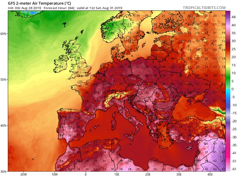 Сумські синоптики розповіли, якою буде погода в останні дні літа, фото-2