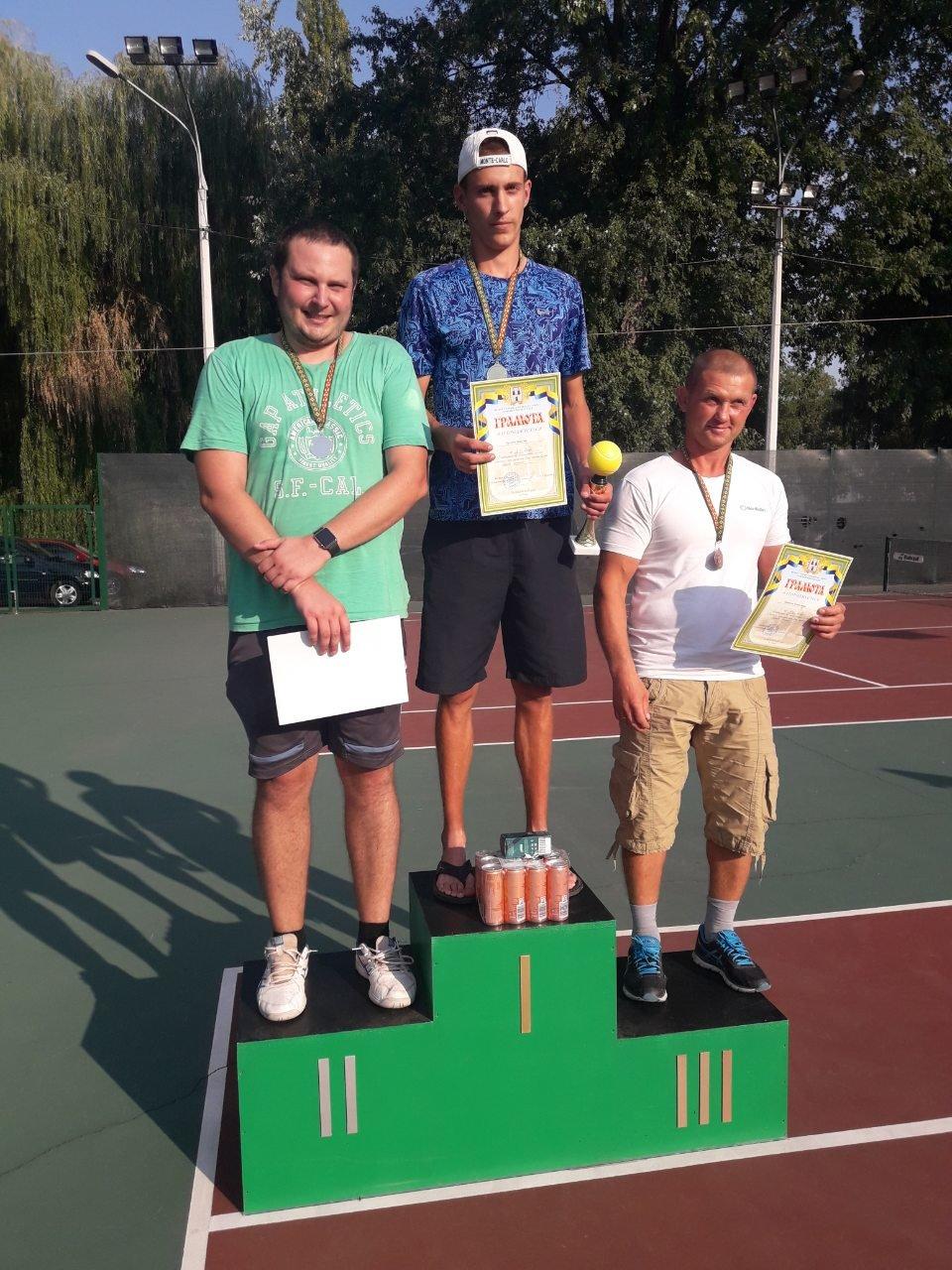 До Дня міста у Сумах провели відкритий чемпіонат з тенісу, фото-3