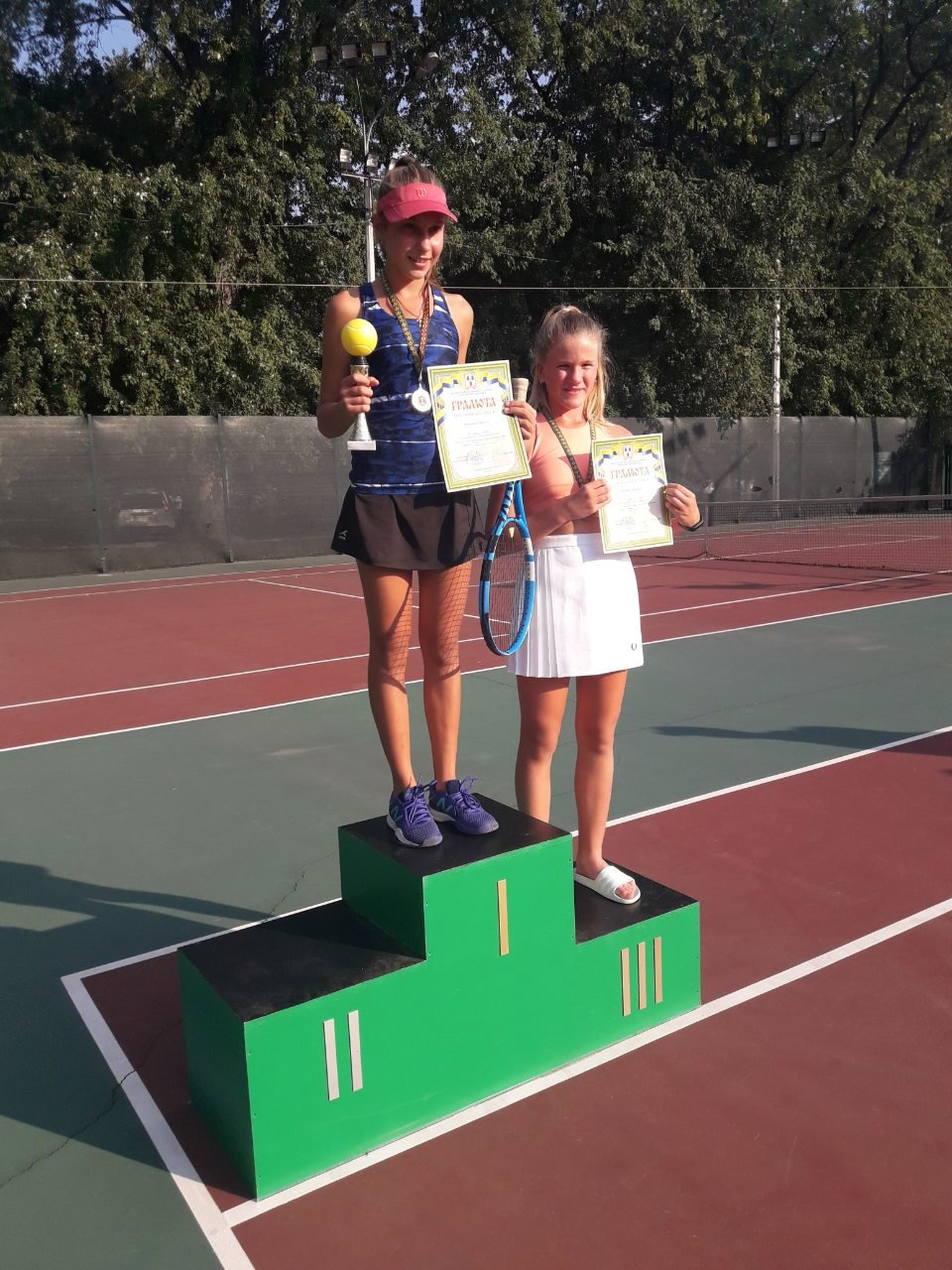 До Дня міста у Сумах провели відкритий чемпіонат з тенісу, фото-4