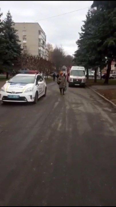 """ЦНАП у Сумах знову """"замінували""""?, фото-1"""