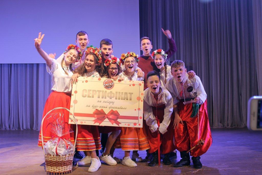 У Сумах обрали чемпіона «Шкільної ліги сміху», фото-7