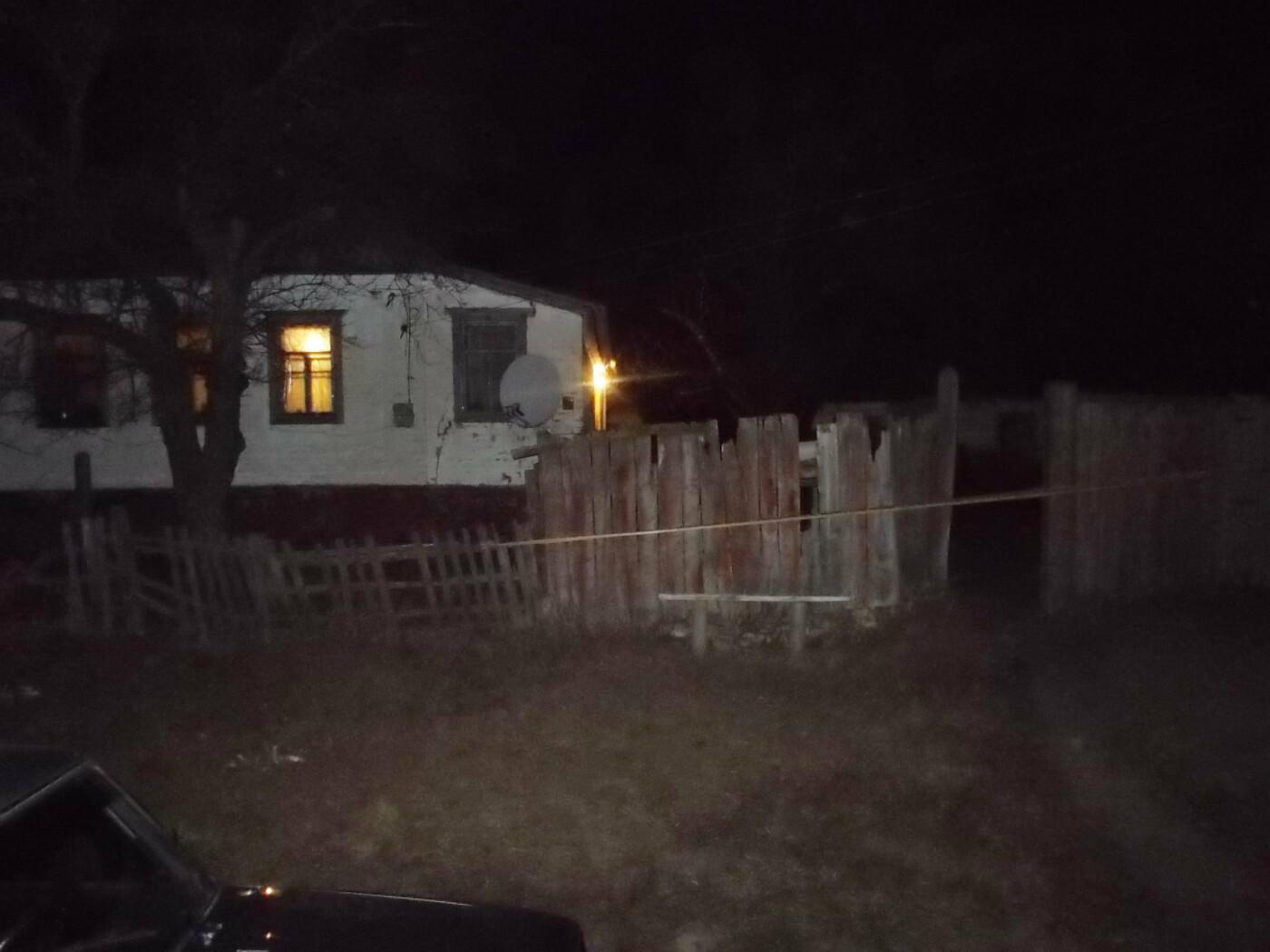 На Сумщині поліція затримала чоловіка, який побив свого батька до смерті, фото-1