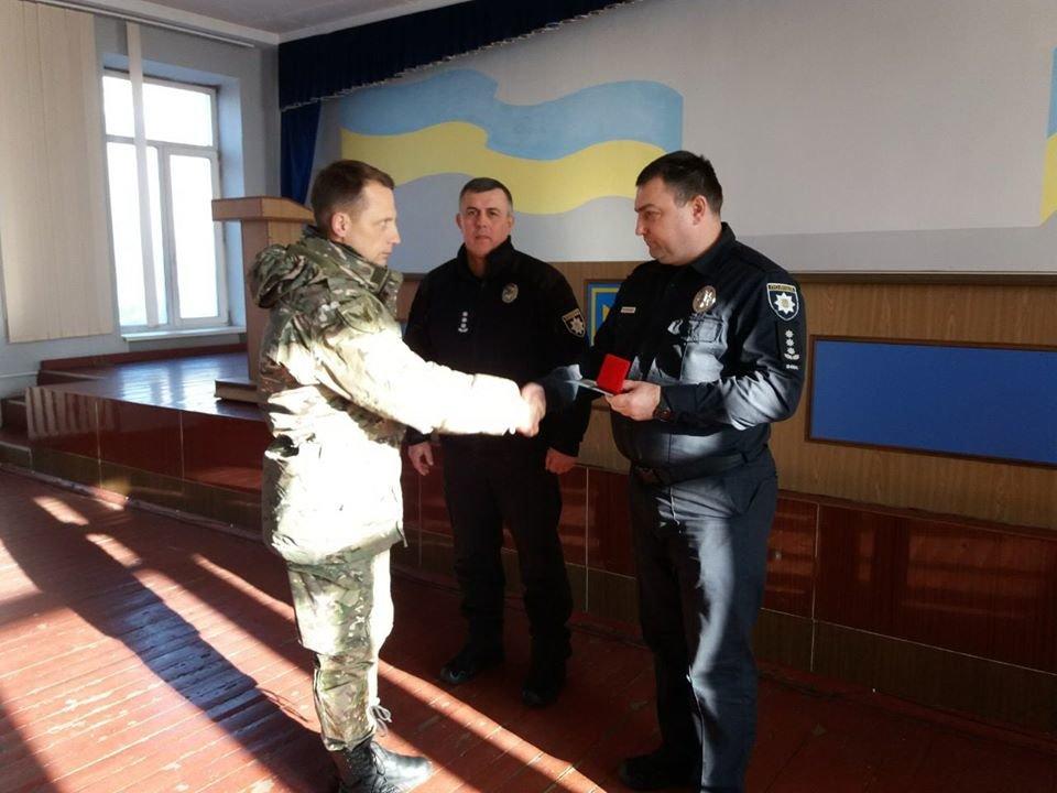 Бійцям з Сумщини, які несуть службу на Донбасі, вручили відзнаки Командувача ООС, фото-1