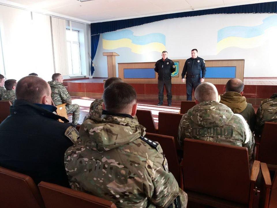 Бійцям з Сумщини, які несуть службу на Донбасі, вручили відзнаки Командувача ООС, фото-5