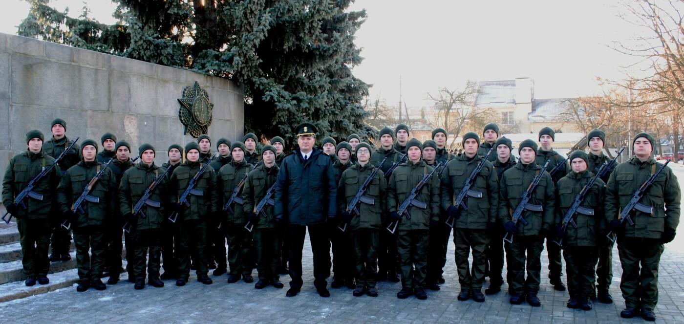 У Сумах 34 військовослужбовці присягнули на вірність українському народові, фото-7