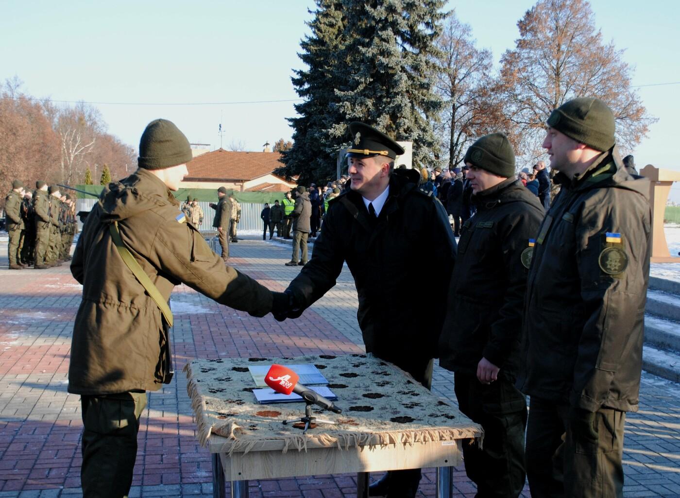 У Сумах 34 військовослужбовці присягнули на вірність українському народові, фото-2