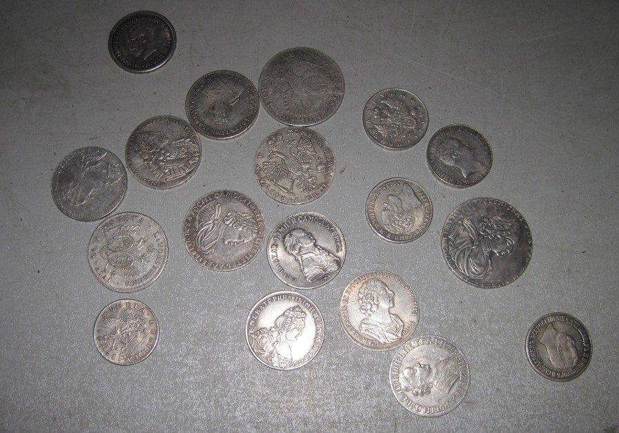 На Сумщині в автомобілі українця виявили колекцію старовинних монет , фото-1