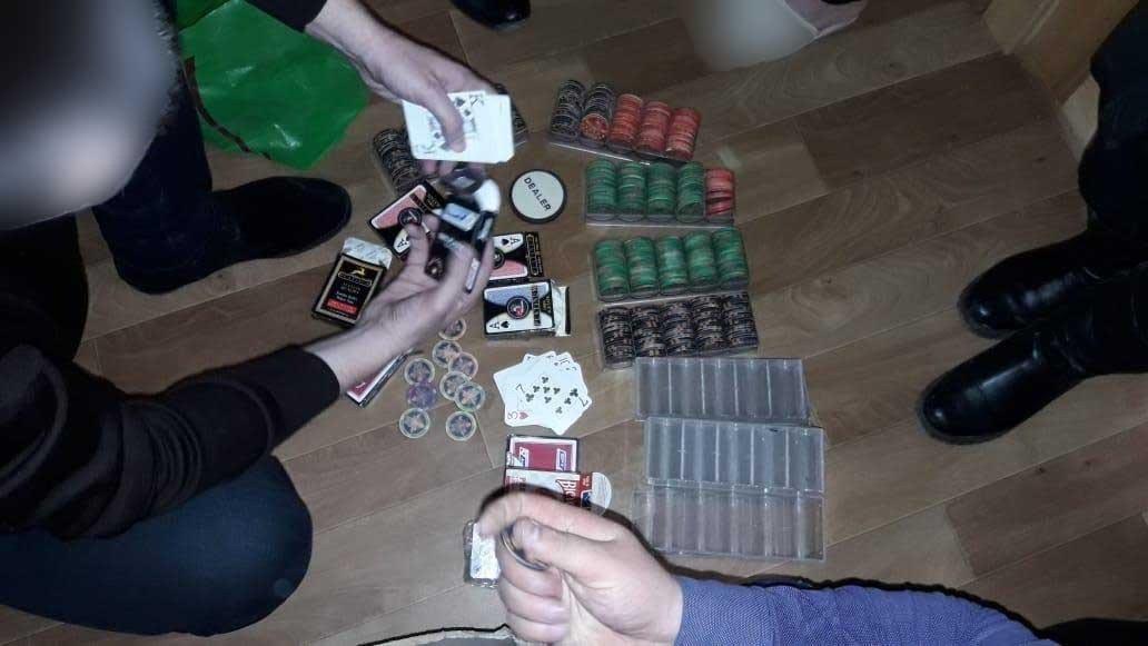 У Сумах поліція припинила діяльність підпільного казино, фото-1