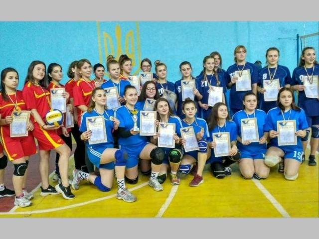 На Сумщині розіграли студентську спартакіаду з волейболу  , фото-1