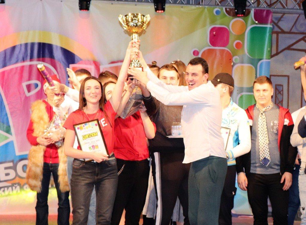 В Сумах розіграли Кубок мера з КВН, фото-1