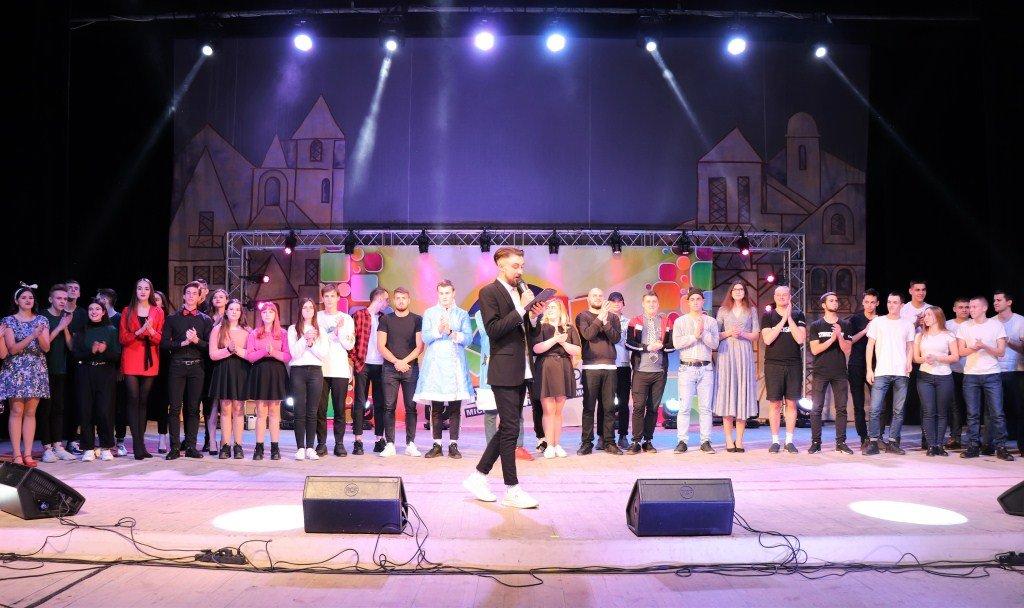 В Сумах розіграли Кубок мера з КВН, фото-4