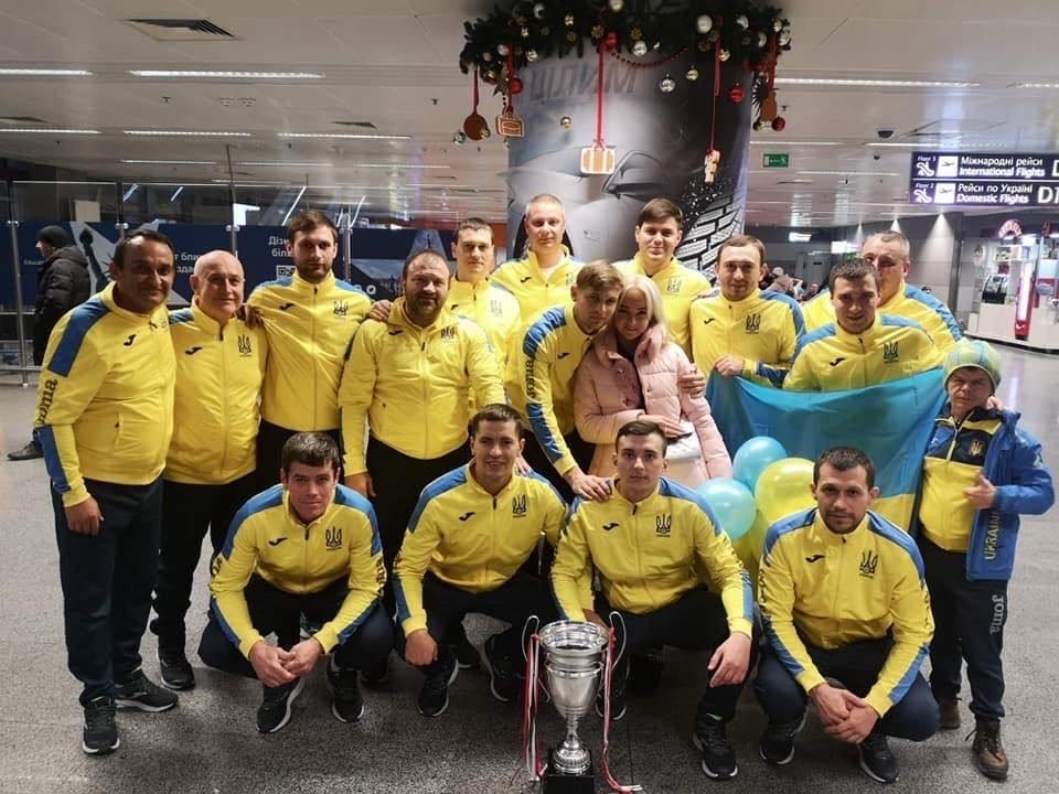 Сумчани – чемпіони світу з футзалу серед спортсменів з вадами зору , фото-1