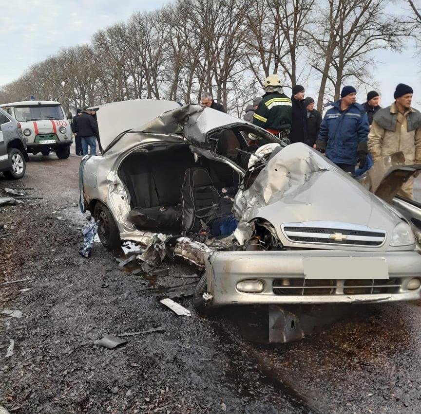На Сумщині сталася масштабна ДТП зі смертельними наслідками, фото-6