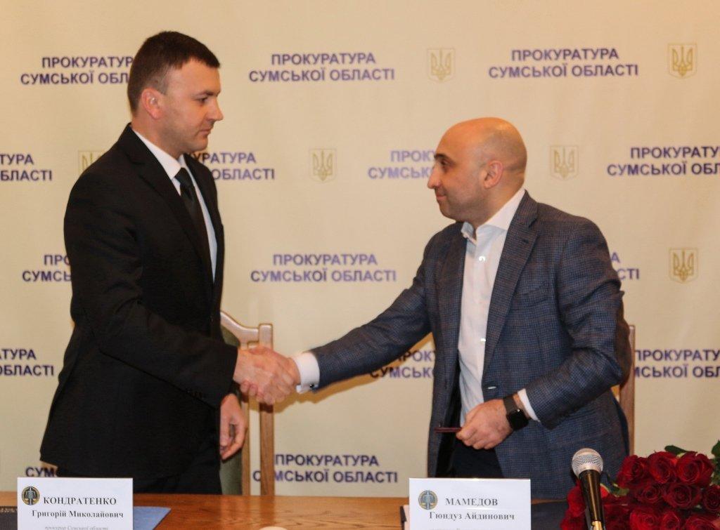 У прокуратурі Сумщини представили нового керівника, фото-1