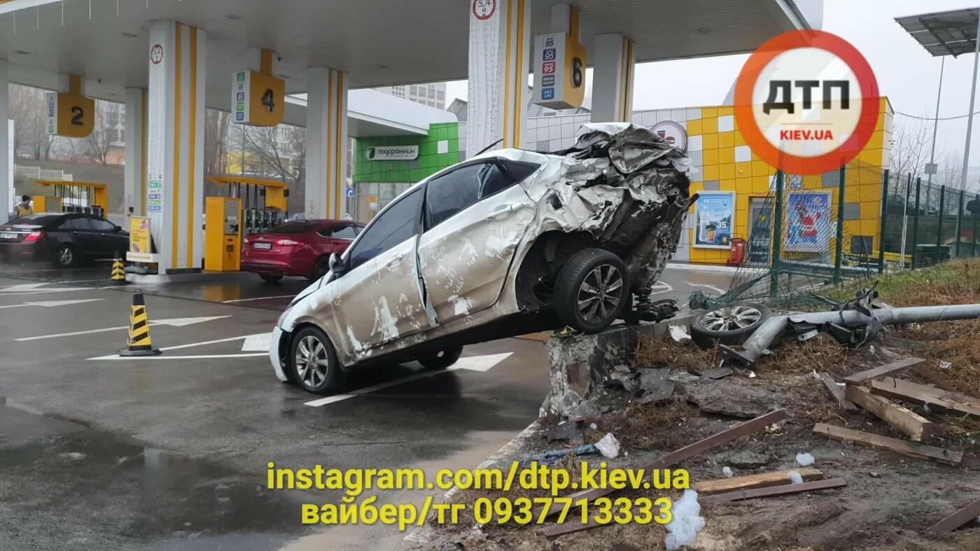 Сумська фура спричинила страшну ДТП в Києві, фото-2