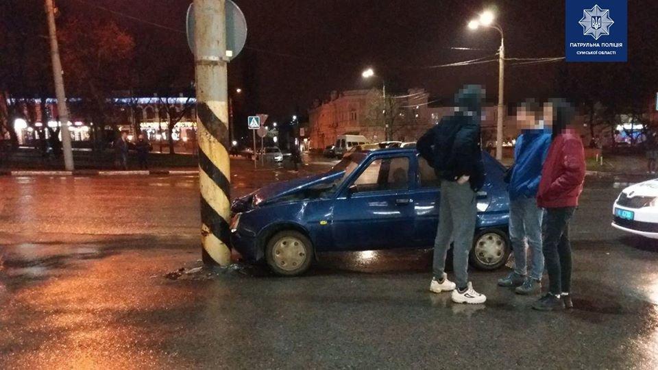 Патрульні розповіли подробиці ДТП на площі Покровській, фото-2