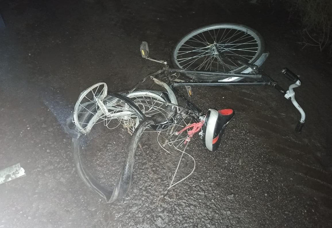 На Сумщині поліція розшукала водія, який збив велосипедиста і втік з місця аварії   , фото-2