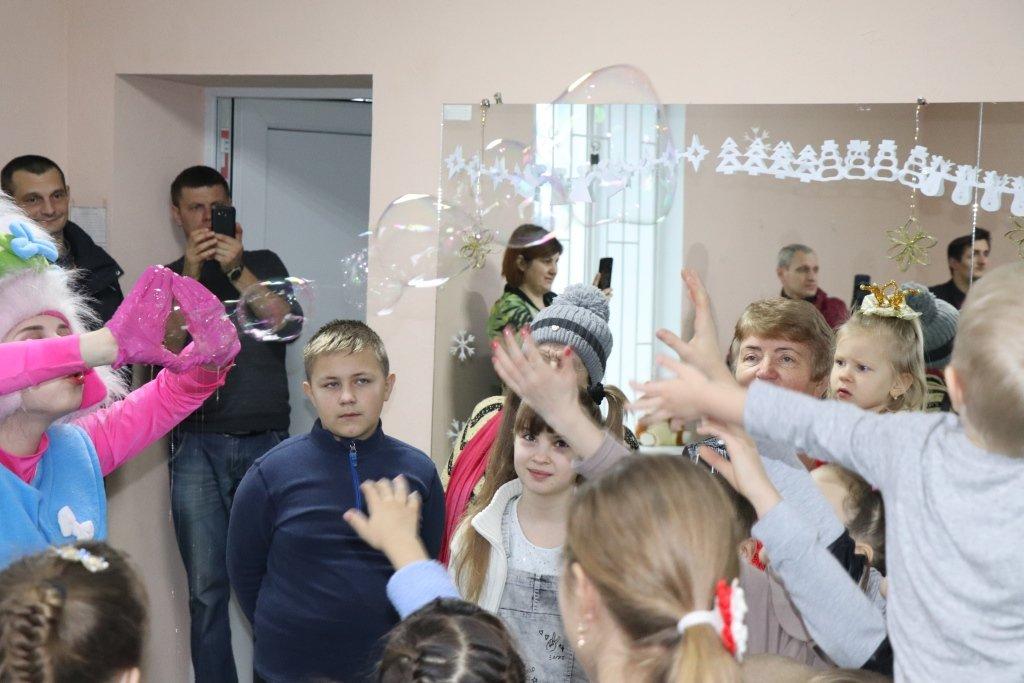 У Сумах для дітей учасників АТО/ООС влаштували свято , фото-3