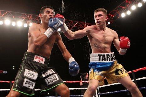 Сумський боксер Тарас Шелестюк переміг аргентинця , фото-1