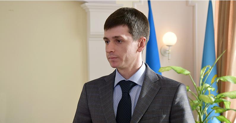 У Сумській ОДА новий 30-річний керівник апарату, фото-2