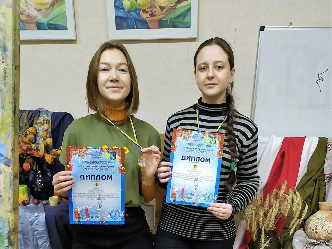 Юні сумчани відзначились на Міжнародному фестивалі-конкурсі, фото-2