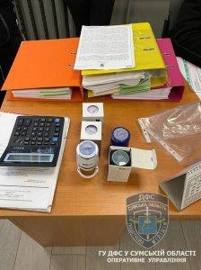 На Сумщині ліквідовано схему ухилення від сплати податків на 6,4 млн грн, фото-1