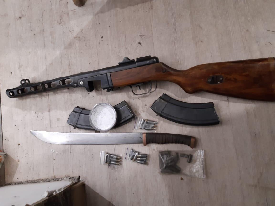 За зберігання зброї та наркотиків житель Сумщини постане перед судом, фото-3