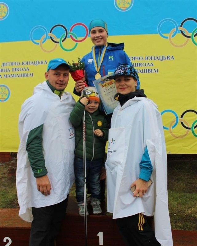 Спортсменка з Сумщини взяла три золота на чемпіонаті України з лижних перегонів, фото-4